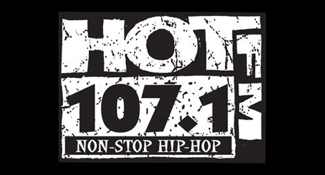 hot 107.1 radio station listen online