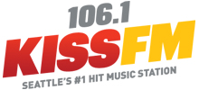 kiss 106.1 fm seattle washington america radio station listen online