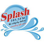 listen to splash fm 105.5 radio live nigeria