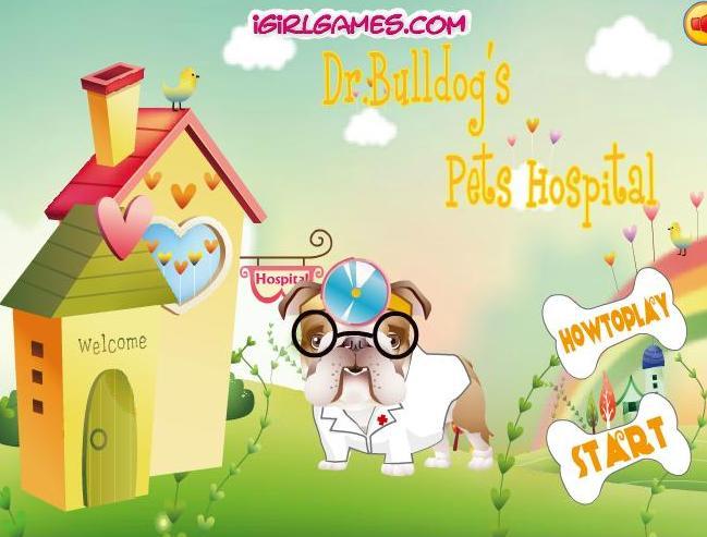 لعبة مستشفى الدكتور بول لعلاج