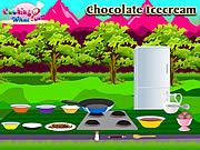 لعبة طبخ ايسكريم بالشوكلاته | Chocolate Icecream