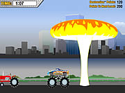 monster jam destruction online game