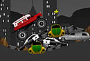 red car cross rush online game
