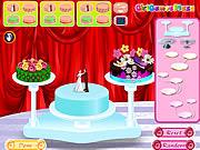 لعبة طبخ جديده تجميل الكيك | Wedding Cakes