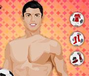 لعبة تلبيس كريستيانو رونالدو | christiano ronaldo dress up