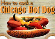 how to cook a chicago hot dog a game flash free online for girls