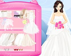لعبة عرائس تلبيس وماكياج العروسة للبنات