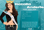 Play miss brazil natalia anderle 2008 dress up free game