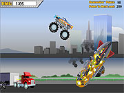 لعبة Monster Jam Destruction