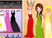 لعبة تلبيس ملكة جمال العالم | pageant queen dress up