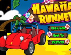 لعبة سباق سيارات هاواي