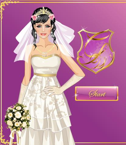 | precious moments wedding dress up game, al3ab talbis banat