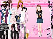لعبة تلبيس ملابس الصيف | summer fashion dresses