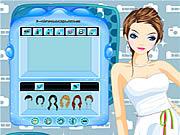 لعبة تلبيس ومكياج  العروس | brides dress up