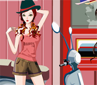 carolyn shopping dress up a game funny for girls free