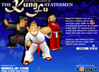 The Kung Fu Statesman