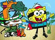 Dress Up Sponge Bob game