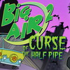 Big Air2 of Curse the Half Pipe Scooby Doo game