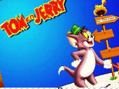Tom and Jerry puzzle game