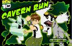 ben 10 cave run game online