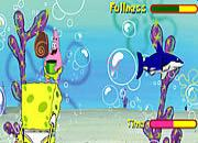 Sponge Bob under the sea game
