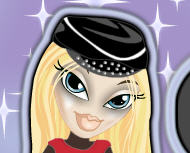 bratz dress up games