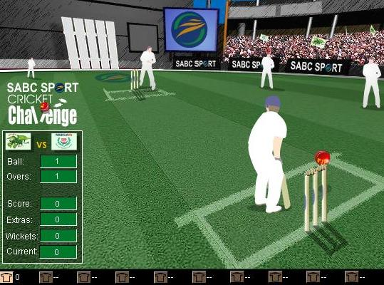 games cricket online play