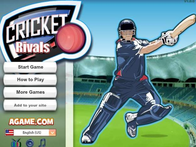 cricket rivals game online free to play