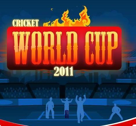 free online cricket world cup 2011 game