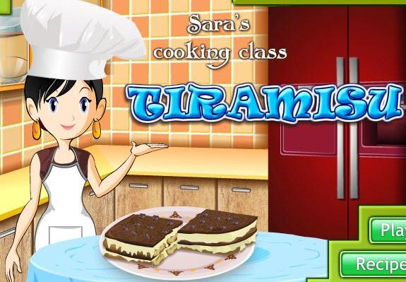 game for girls 2013 new sara cooking tiramisu recipe online