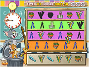 game tom jerry cartoons classroom clean up online
