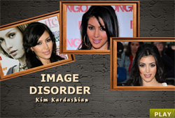 game kim kardashian picture puzzle