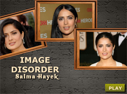game salma hayek picture puzzle