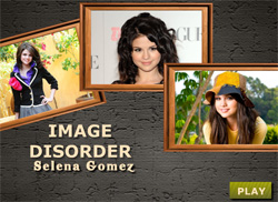 game selena gomez picture puzzle