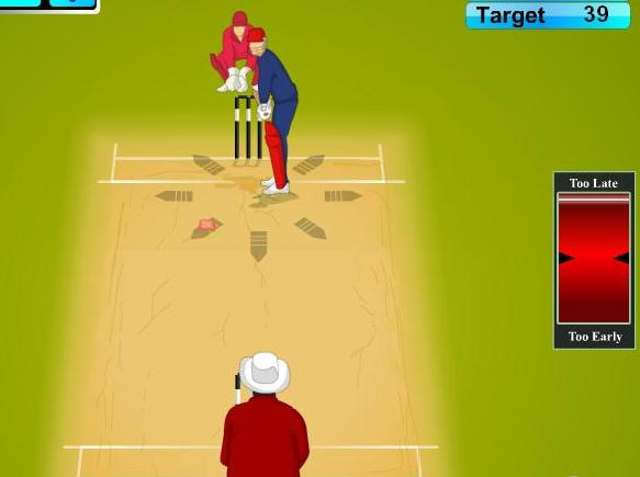 flash cricket games free  pc