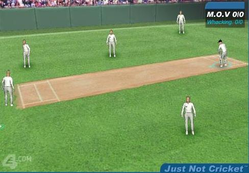 just not cricket game online free to play