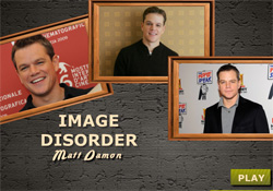 matt damon pictures to jigsaw puzzle online game free