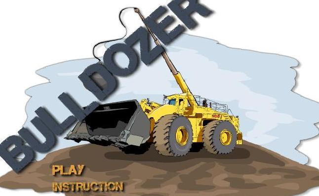 bulldozer truck game