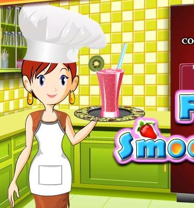 cooking fruit smoothie recipe online
