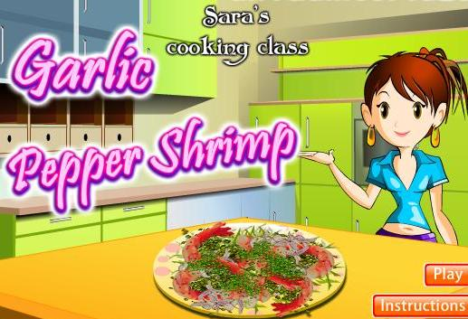 free  game cooking food