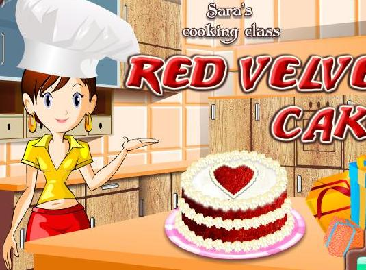 cooking red velvet cake recipe online