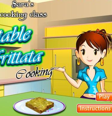 cooking vegetable frittata recipe online