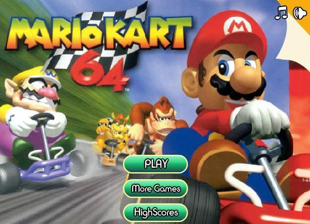 2 player mario kart games online
