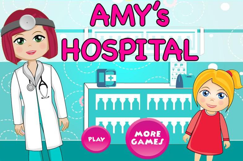 the game amys hospital