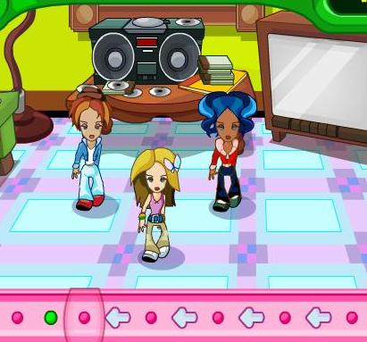 play the game hip hop dance free online