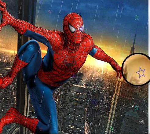 the game spiderman hidden stars free online 2013