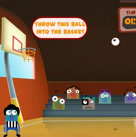 play the game top basketball free online