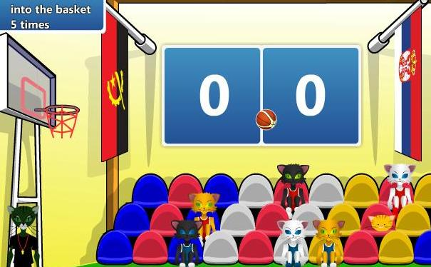 play the game world basketball championship free online