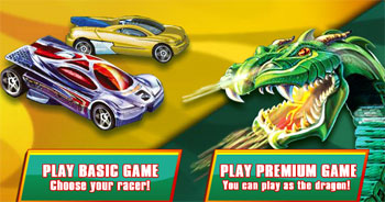 hot wheels dragon fire scorched pursuit game