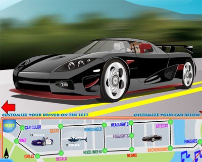 car game flash free online koenigsegg ccr game